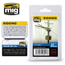 Amig Rigging Medium Fine 0.2mm