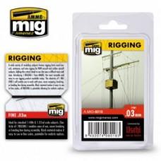 Amig Rigging Fine 0.3mm