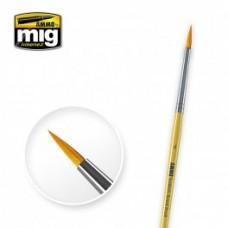 Amig 8615 4 Synthetic Round Brush
