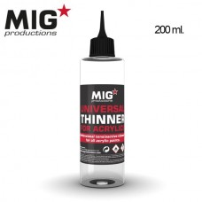 MIG Production  P263 Universal Thinner for Acrylics