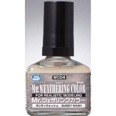 Mr. Weathering Color Sundy Wash