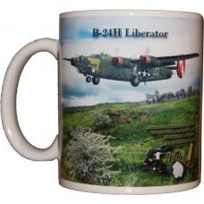"B-24H Liberator ""Witchcraft"""