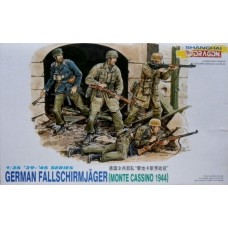 German Fallschirmjäger (Monte Cassino 1944)