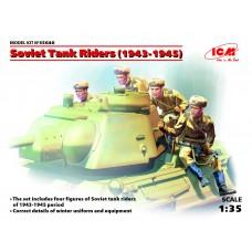 Soviet Tank Riders (1943-1945)