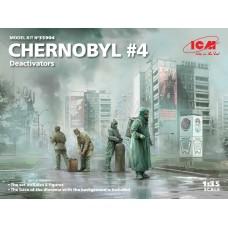 Chernobyl #4 Deactivators