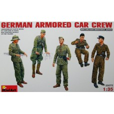 German Armored Car Crew