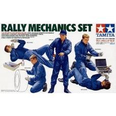 Rally Mechanics Set