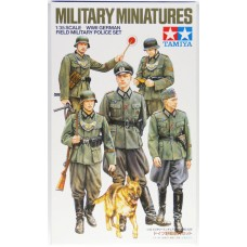 WWII German Field Military Police Set