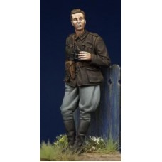 Finnish Tank crewman WW II #2