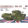 Churchill Mk.VII British Heavy Infantry Tank