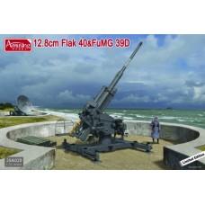 12.8cm Flak 40&FuMG 39D