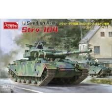 *Tulossa* Swedish Army Strv-104