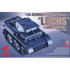 "German Pz.Kpfw.II Ausf.L ""Luchs"" (early version)"