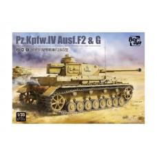 Pz.Kpfw.IV Ausf.F2 & G