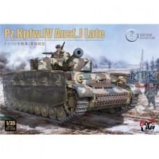 Pz.Kpfw.IV Ausf.J Last