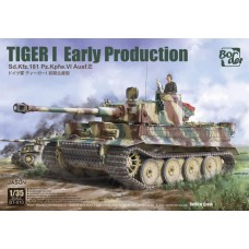 Tiger I Early Production Sd.Kfz.181 Pz.Kpfw.VI Ausf.E, July to August 1943, Kursk.