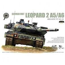 German MBT Leopard 2 A5/A6