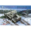 Vickers 6-Ton Light Tank Alt B Late Production-Finland w/Interior