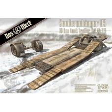 Sonderanhänger 115. 10ton Tank Trailer Sd.Ah.115