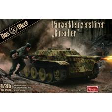"""Panzerkleinzerstörer """"Rutscher"""""""