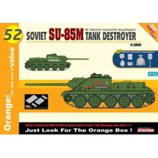 Soviet SU-85M Tank Destroyer w/Soviet Infantry Equipment