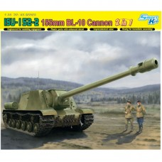 ISU-152-2. 155mm BL-10 Cannon