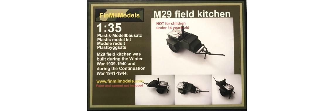 M29 Field Kitchen