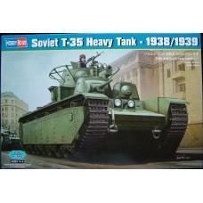 Soviet T-35 Heavy Tank - 1933/1939