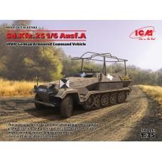 Sd.Kfz.251/6 Ausf.A German Armoured Comman Vehicle