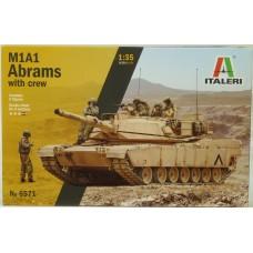 M-1 Abrams & American tankers