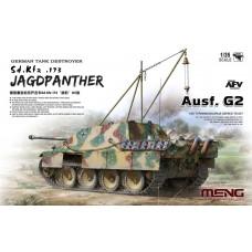 German Tank Destroyer Sd.Kfz.173 Jagdpanther Ausf.G2