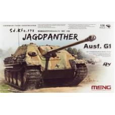 German Tank Destroyer Sd.Kfz.173 Jagdpanther Ausf.G1