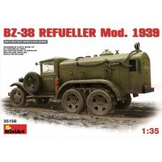 BZ-38 Refueller Mod.1939