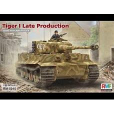 German Heavy Tank Sd.Kfz.181 Tiger I Late Production
