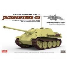 Jagdpanther G2. Sd.Kfz.173