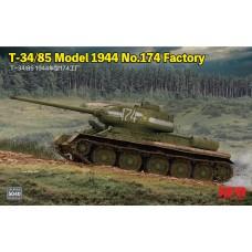 T-34/85 Model 1945 No.174 Factory
