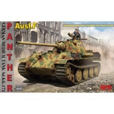 German Medium Tank Sd.Kfz.171 Panther Ausf.F
