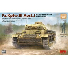 *Tulossa* Pz. Kpfw. III Ausf. J w/workable track links