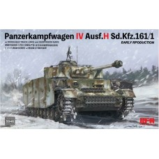 Panzerkampfwagen IV Ausf.H Sd.Kfz.161/1 Early Production w/Workable Track links