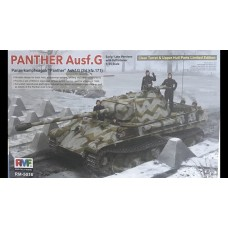 Panther Ausf.G Early/late versions w/Full interior