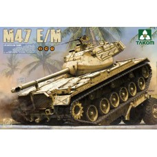 M47 E/M US Medium Tank