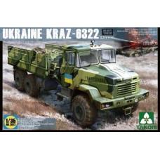 Ukraine Heavy Truck Kraz-6322