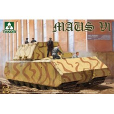Maus V1 WWII German Super Heavy Tank
