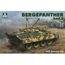 Bergepanther Ausf.D Full Interior Kit
