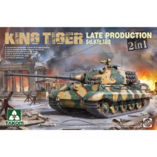 King Tiger Late Production Sd.Kfz.182 2in1