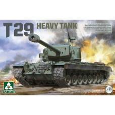*Tulossa* T29 Heavy Tank