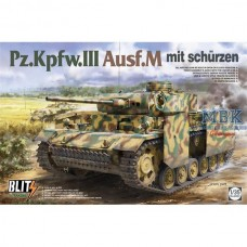 Pz.Kpfw.III Ausf.M mit Schurzen