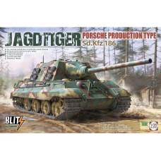 Jagdtiger Sd.Kfz.186 Porsche Production Type