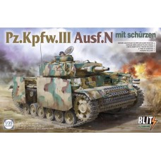 Pz.Kpfw.III Ausf.N mit Schurzen