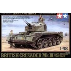 British Crusader Mk.III Anti-Aircraft Tank MK.III